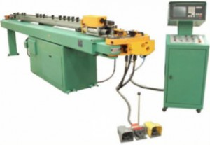 Mandrel tube bender